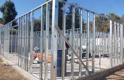 Viviendas prefabricadas chilenas casas urbimar - Casas modulares acero ...